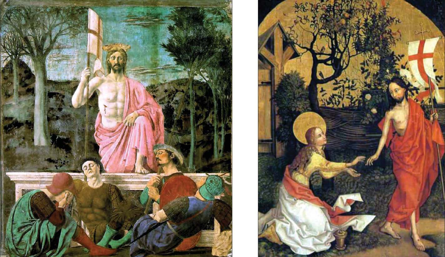 an analysis of the comparison of piero della francescas resurrection of 1463 and julie rraps christ  Piero della francesca was a painter of the early renaissance piero della francesca biographical information and works of art find this pin and more on christ art by marc.